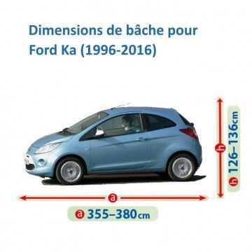Bâche pour Ford Ka