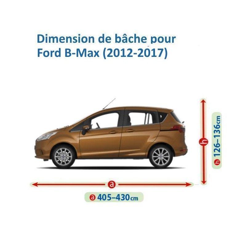 Bâche pour Ford B-Max