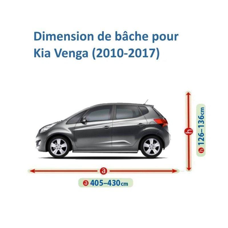 Bâche pour Kia Venga