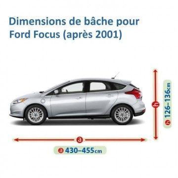 Bâche pour Ford Focus