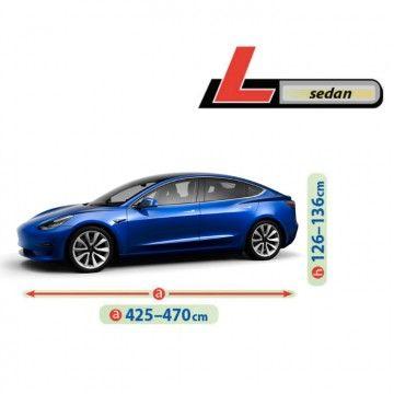 Bâche pour Tesla Model 3
