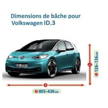 Bâche pour Volkswagen ID.3