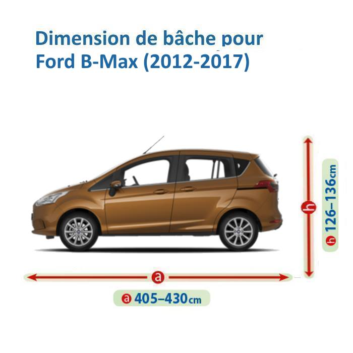 bache pour bache pour ford b-max