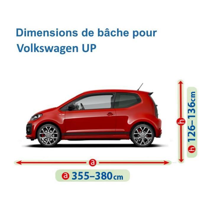 bâche pour Volkswagen UP